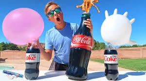 Hien tuong coke va mentos