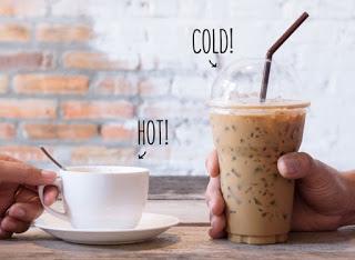 cafe pha lanh ngon hon pha nong